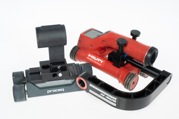 Scannerverlängerung für Profometer 650 & Ferroscan PS200/250 incl. CFK - Teleskopstange bis 3600mm